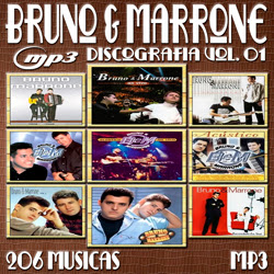 discografia do bruno e marrone para