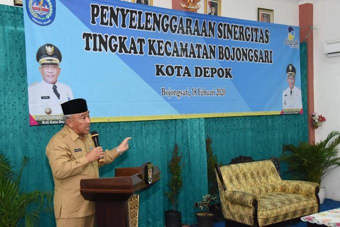 Bojongsari Maju Ke Lomba Sinergitas Tingkat Provinsi Jabar