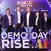RISE ร่วมกับพันธมิตรองค์กรธุรกิจชั้นนำ จัด RISE.AI Demo Day  แสดงผลงาน 30 สตาร์ทอัพระดับโลก ตอบโจทย์การใช้ปัญญาประดิษฐ์ในองค์กร