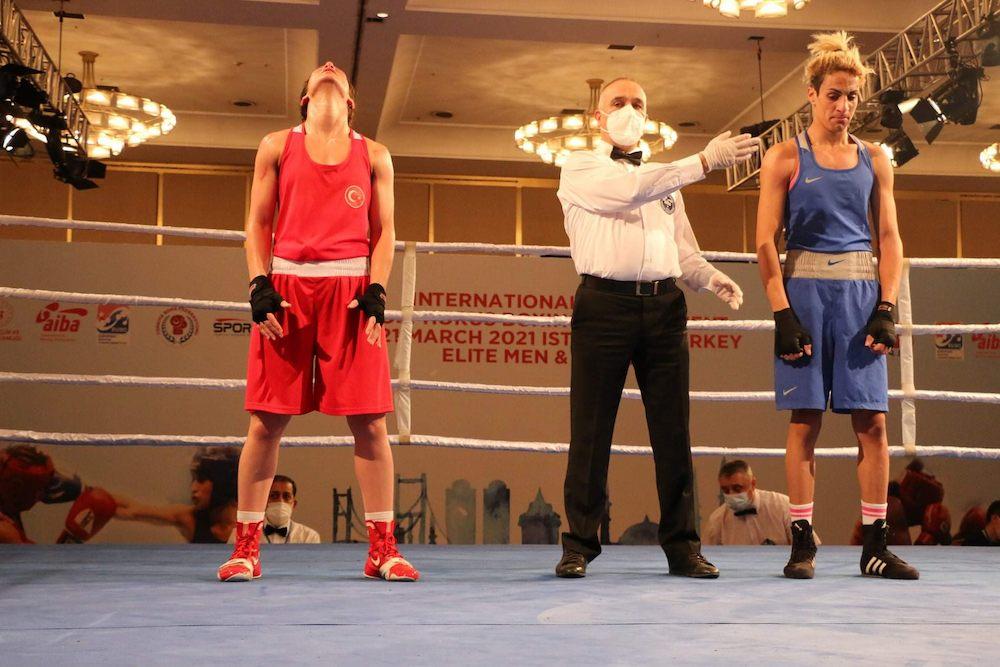 دورة البوسفور الدولية : نتائج الملاكمين الجزائريين في اليوم الثالث