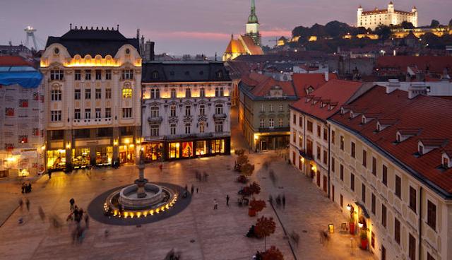 Lugares turísticos de Bratislava