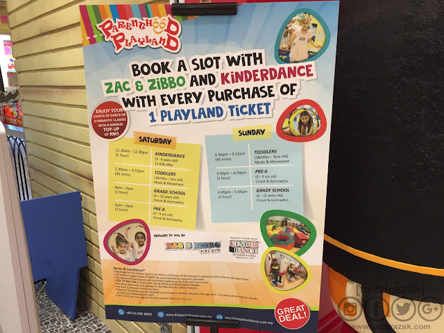 Kinderdance Free Trial Classes