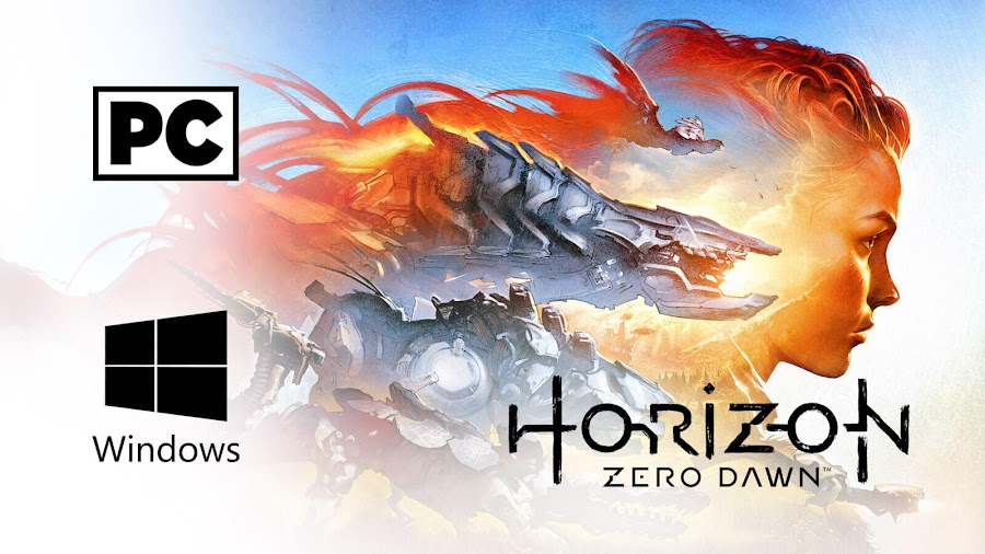 horizon zero dawn pc release february 2020 guerrilla games action rpg game ps4