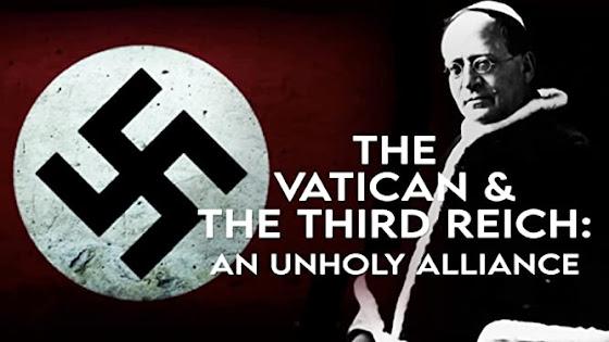 Concordat Catholic Nazi holocaust ratlines complicity collaboration war crimes genocide