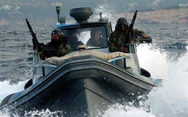 «Τείχος» των ΕΔ γύρω από το Καστελλόριζο – «Ασπίδα» από θάλασσα και αέρα στα 6 μίλια