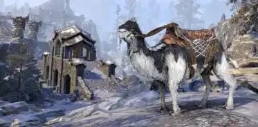 Waiting To Upgrade Mounts, Elder Scrolls Online,ESO,