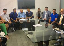 Romero reúne secretariado e anuncia pacote de obras de R$ 50 milhões para 2018