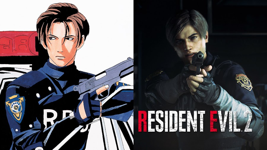 resident evil 2 remake deleted scenes characters