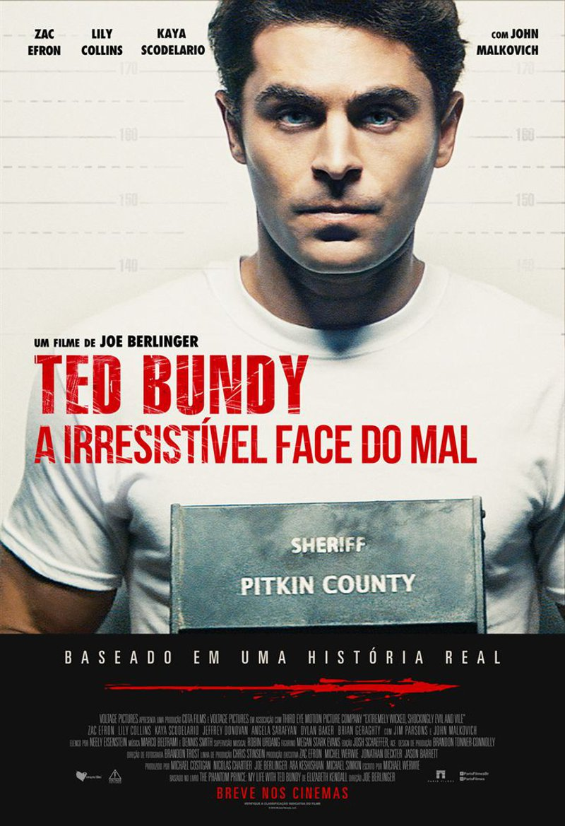 Ted Bundy: A Irresistível Face do Mal filme