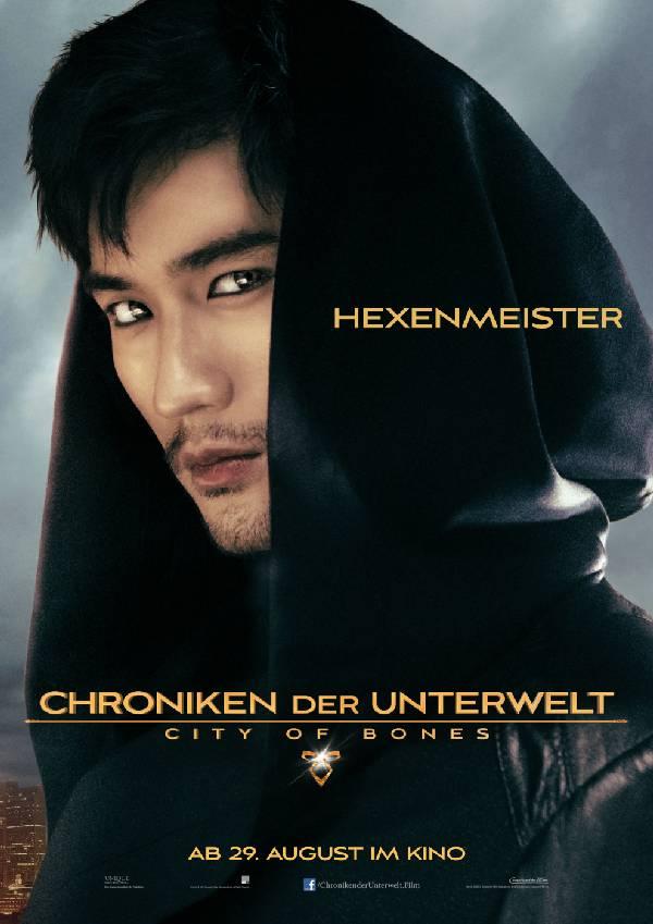 Chroniken Der Unterwelt Im Tv