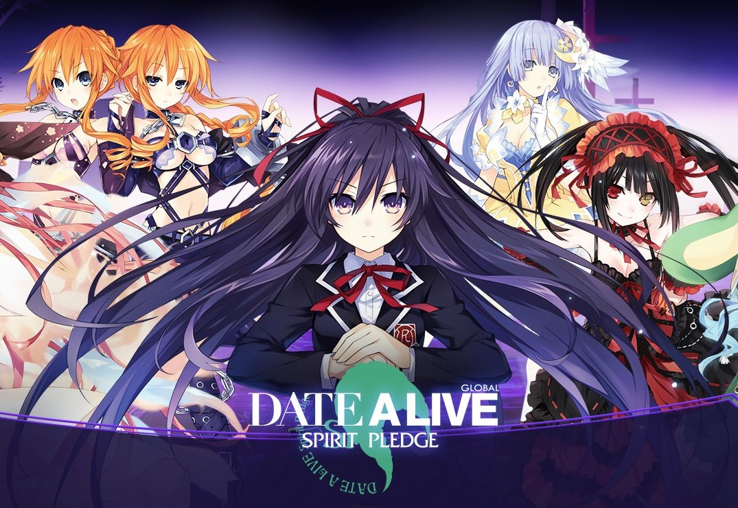 Date A Live Spirit Pledge