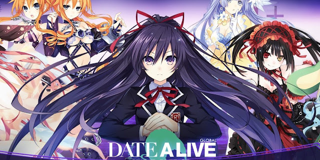 Date A Live Spirit Pledge - Pre-Registration for the Global Version