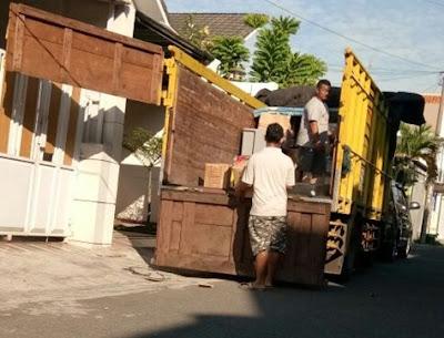 Sewa Truk Pindahan Tangerang ke Semarang