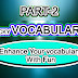 Tricky Vocabulary For Banking Exam 2017 Part-2