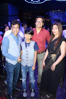 Gracy Singh and Bappi Lahiri   Blue Mountain Music Launch IMG 0627.JPG