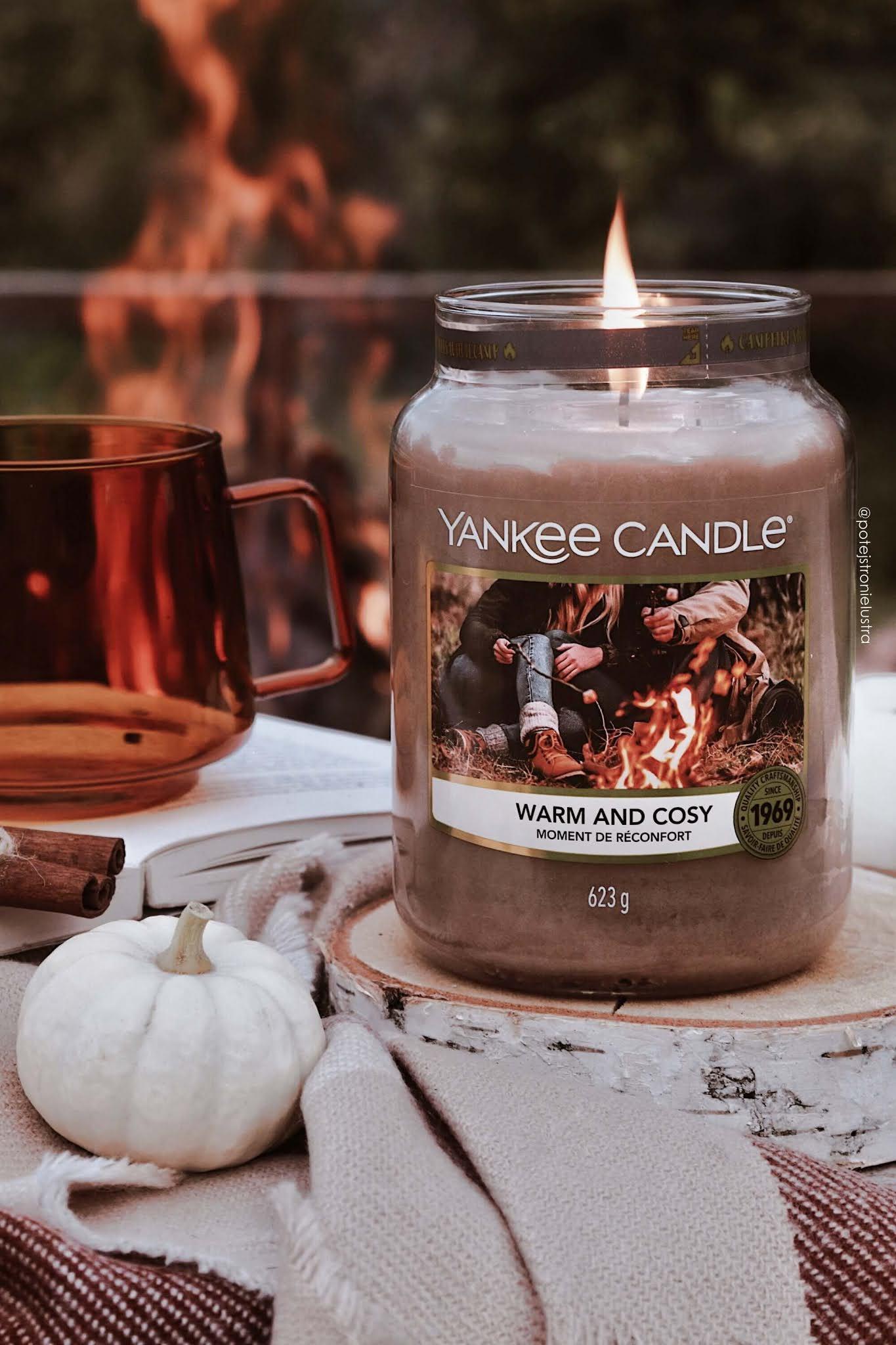 yankee candle warm and cosy nowość jesień 2020