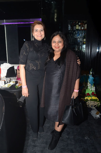 (L-R) Ritu Mehrotra, Dolly J