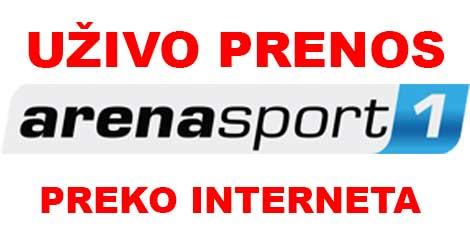 Arena Sport 1 uživo preko interneta