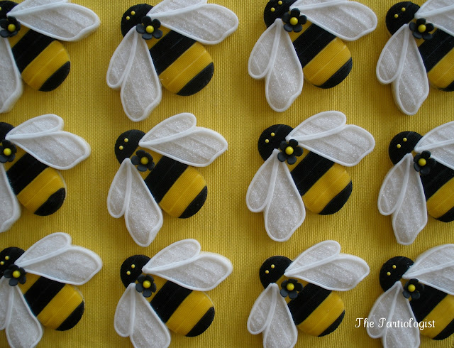 Bumble Bee Cookies  The Partiologist