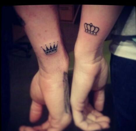 Tatuagem Para Casal De Namorados