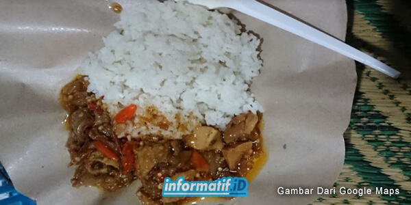 Kuliner Jogja - Oseng-oseng Mercon - informatif.id