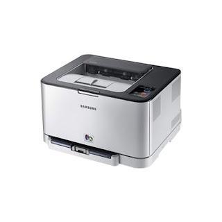 Samsung CLP-321 Color Laser Printer