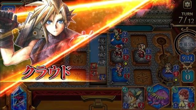 Game Kartu Digital Final Fantasy Tutup Layanan Setelah 1 Tahun Dirilis
