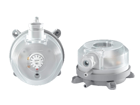Beck-930 Series Differential pressure switch