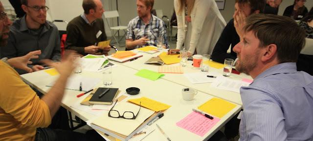 A Pivot Dublin workshop hosted by Dublin City Council