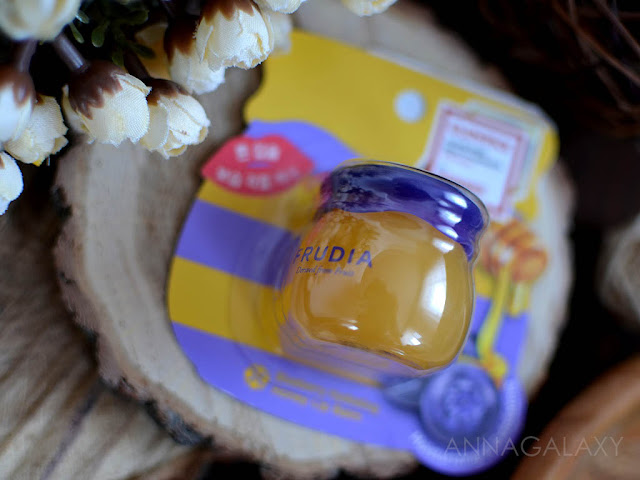 Бальзам-джем для губ Frudia Blueberry Hydrating Honey Lip Balm