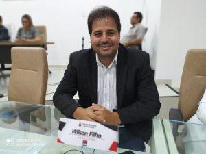 Vereador Wilsinho teve fundamental importância na aprovação do projeto de lei apresentado pelo vereador Ramon Menezes do MDB