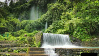 Air Terjun Benang Kelambu, Lombok_jalanwisata