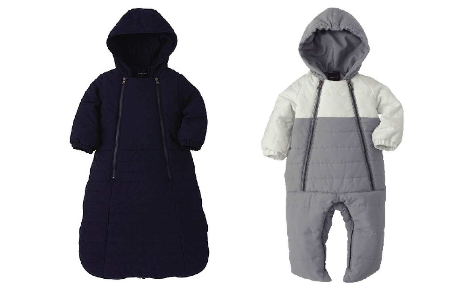 789584576 coos & ahhs: Fashion Coos: Theory for Uniqlo Baby