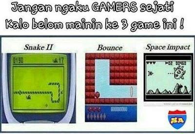 10 Meme 'Jangan Ngaku Gamer' Ini Bikin Ngakak Gamer Senior