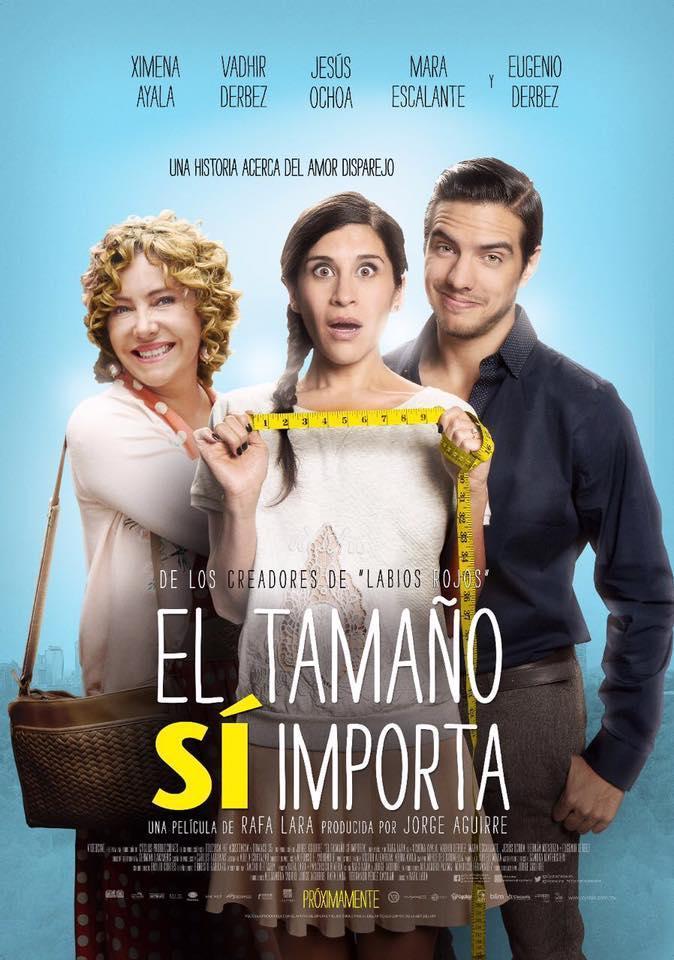 El tamaño sí importa [2016] [DVDR] [NTSC] [Latino]