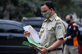 Media Asing Ikut Soroti Anies Baswedan Positif Covid-19, Sebut Jakarta Pusat Penyebaran di Indonesia