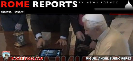 El Papa concreta la próxima semana su presencia en Twitter | Rosarienses, Villa del Rosario