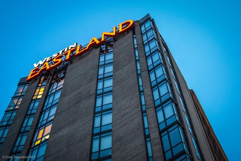 Eastland Park Hotel Portland Maine