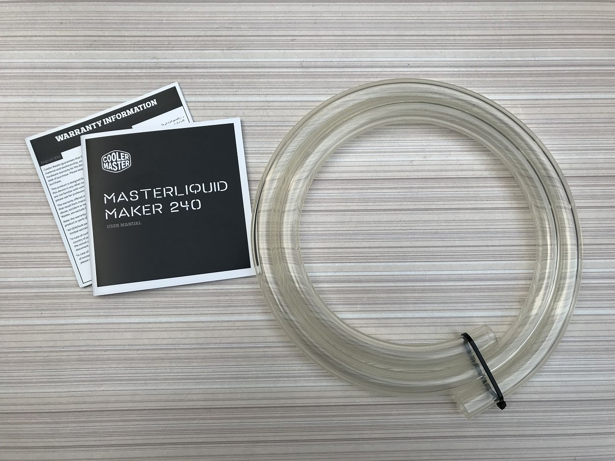 cooler master masterliquid maker 240 review computers and more