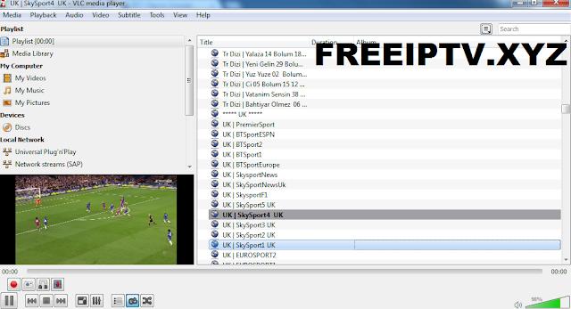 free iptv uk