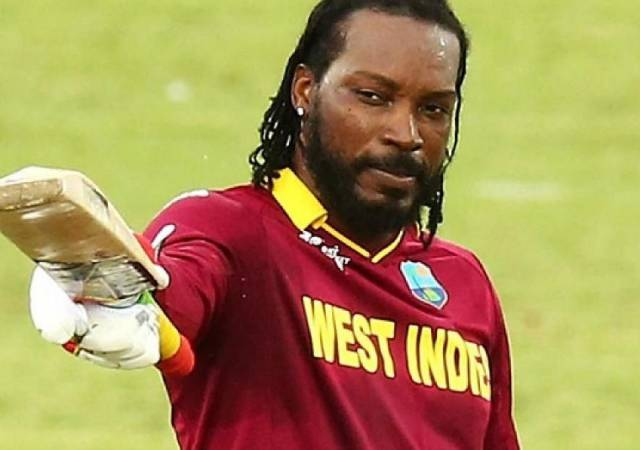 chris gayle equals fastest 50 record in abu dhabi