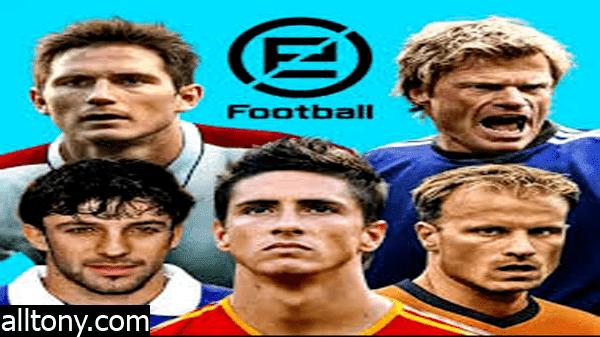 تحميل لعبة eFootball PES 2020 للأيفون والأندرويد أحدث أصدار