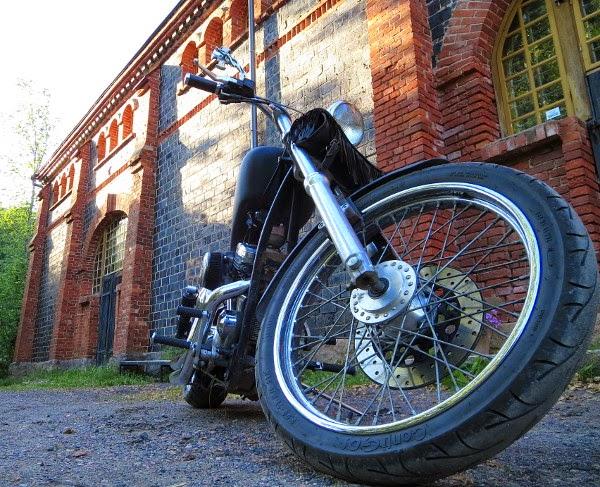Sporster 1260 cc