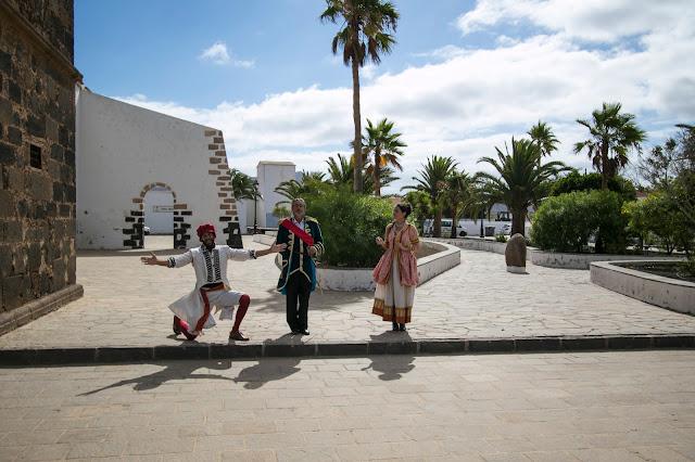 Casa de los Coroneles-La Oliva-Fuerteventura
