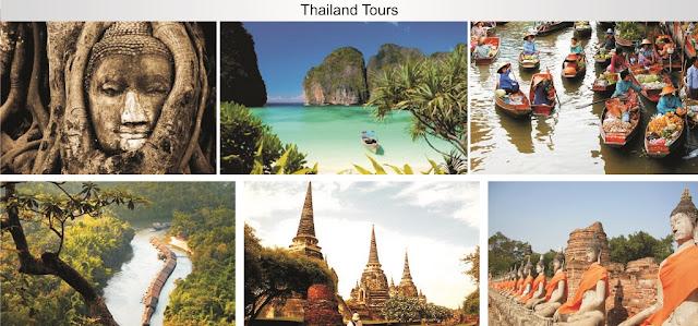 Hướng dẫn du lịch Bangkok Thái Land 4 ngày với 2,5 triệu đồng