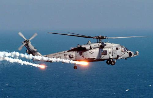 HH-60H Seahawk Anti-kapal Selam