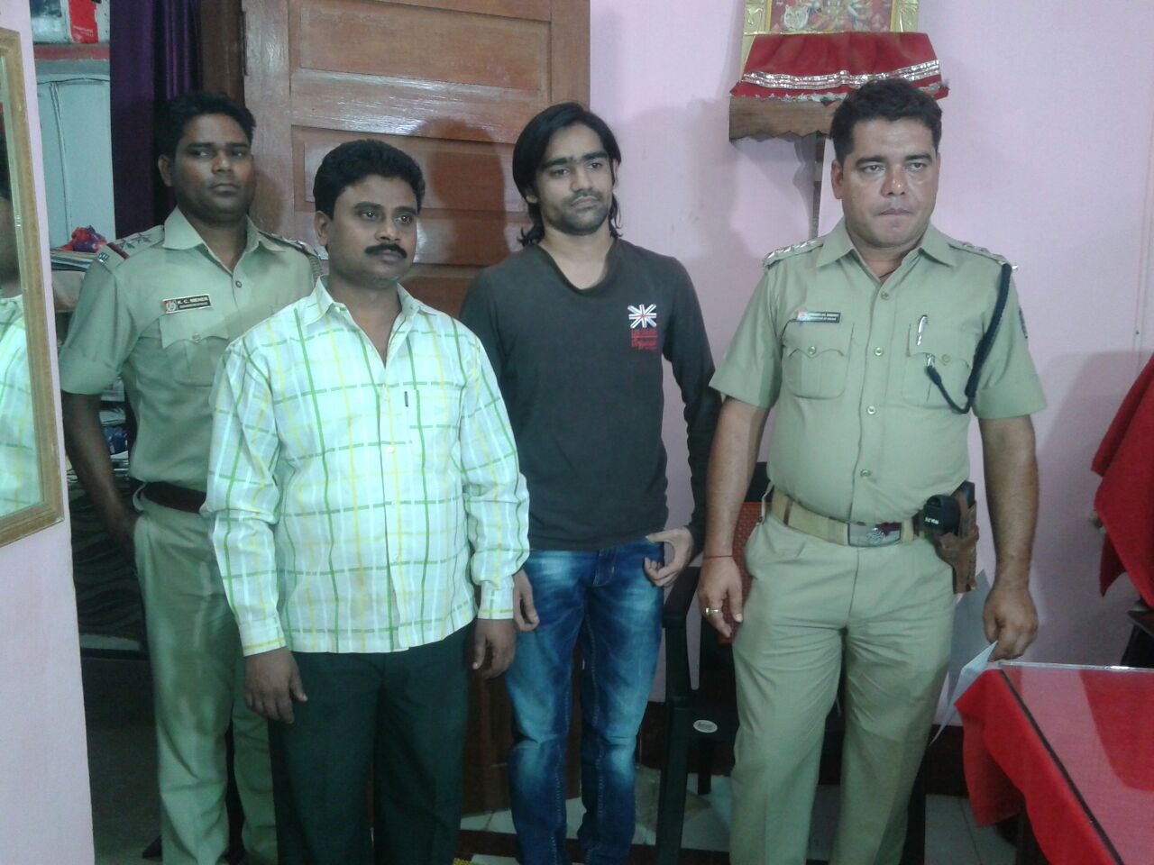 Nabarangpur Online Two Arrested In Umerkote For Betting On Ipl Matches