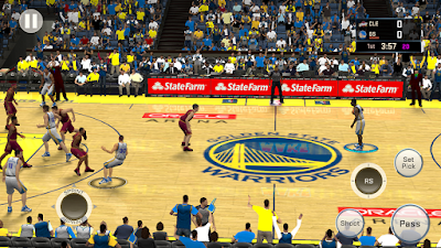 Lenovo Vibe P1m Sample Game - NBA2K16