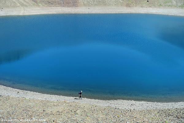 Озеро Туфангёль (Тфанское озеро).