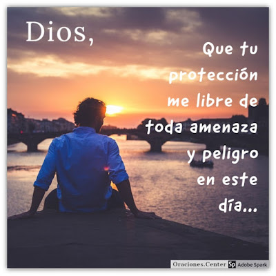 Oraciones de Protección en la Mañana Temprano